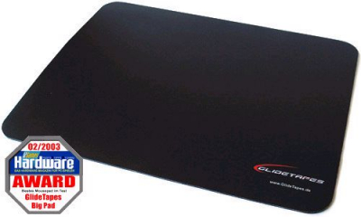 GlidePad Mousepad Big [M] black