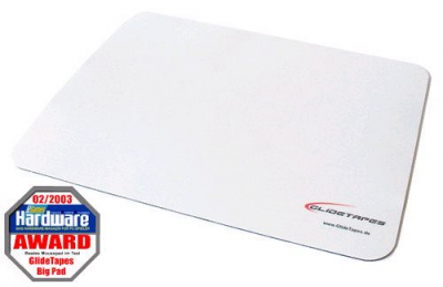 GlidePad Mousepad Big [M] white