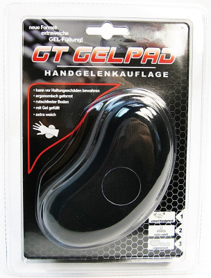 GT GelPad black Retail